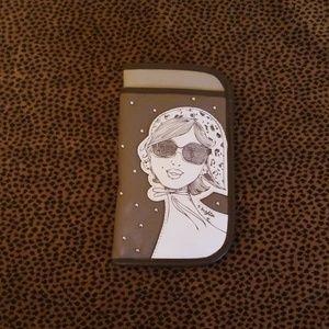 Brighton eyeglass case